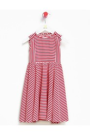 Sukienka Red Marine Stripes Dress