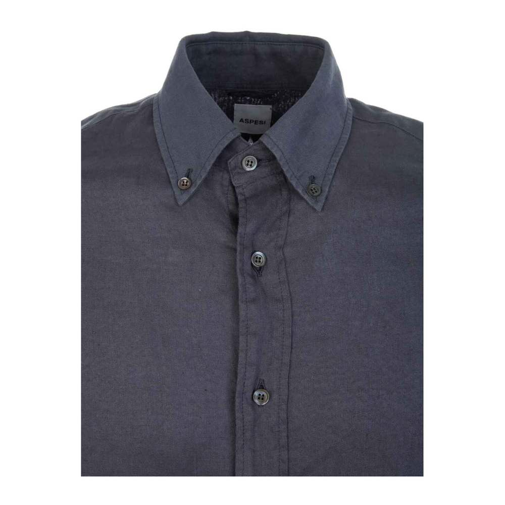 Gray CAMICIA | Aspesi | Zakelijke Overhemden | Herenkleding