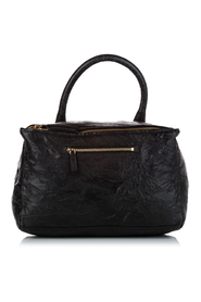 Medium Pandora Leather Satchel