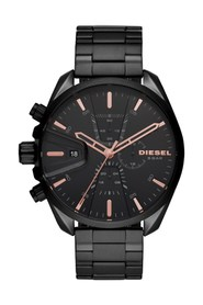 DIESEL TIME FRAMES DZ4524 WATCH Unisex BLACK
