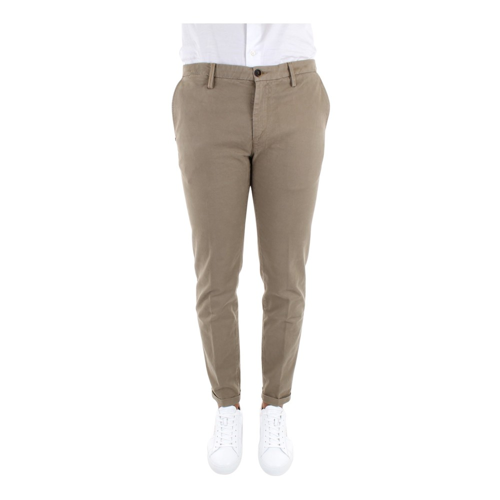 Chino trousers Re-Hash
