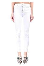 jeans skinny modello iris bottoniera