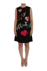 San Valentino Crystal Shift Dress
