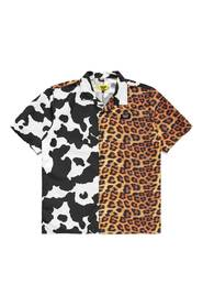 Shirt With Animal Print