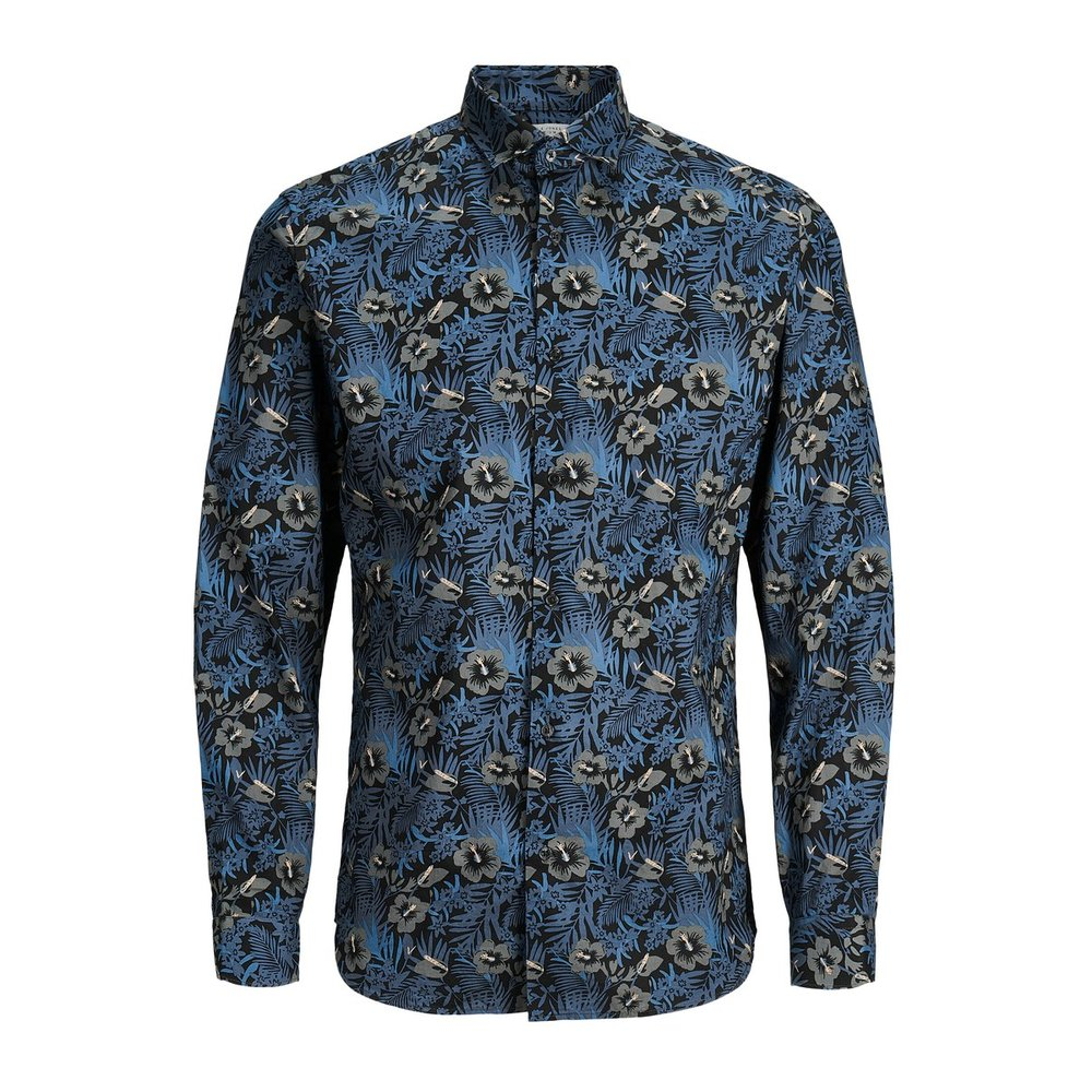 Long sleeved shirt Floral print
