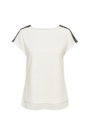 Hvid Cream Whitey T-Shirt T-Shirts