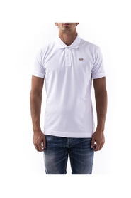 Blend cotton polo shirt