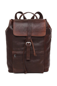 Catania Jan leather backpack