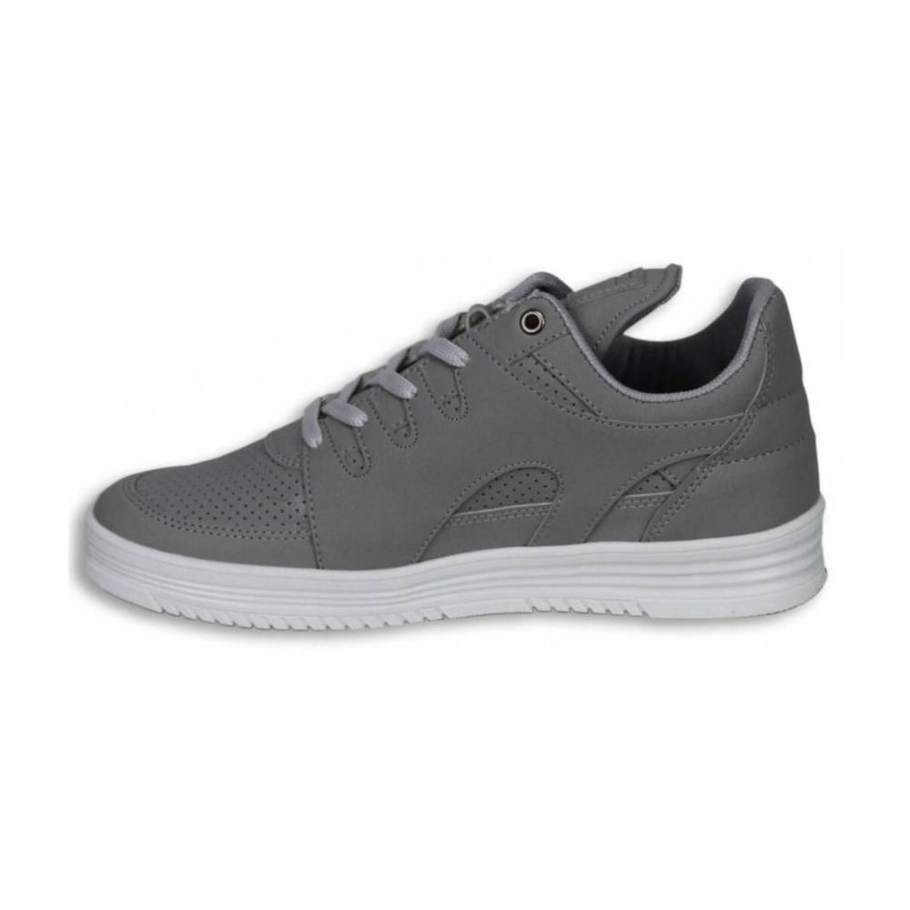Gray Low top sneakers | Cash Money | Sneakers | Herenschoenen