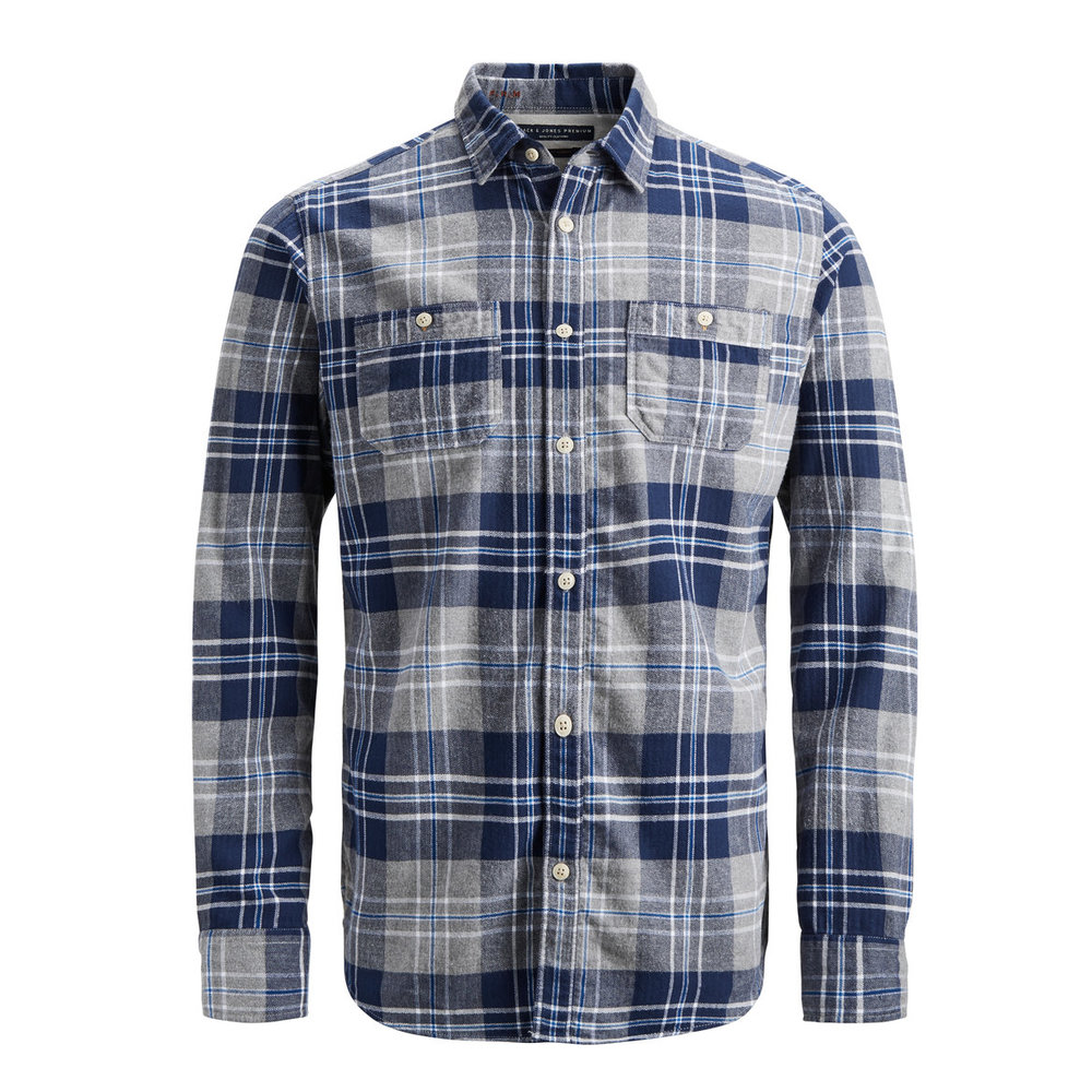 Long sleeved shirt Checked