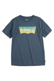 SS Gradient Batwing T-skjorte