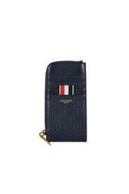 Half-zip card holder