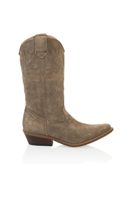 western boot High Texas triple stitching