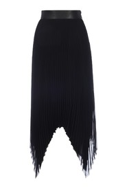PLEATED SKIRT TRIM