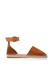Cut-out espadrilles