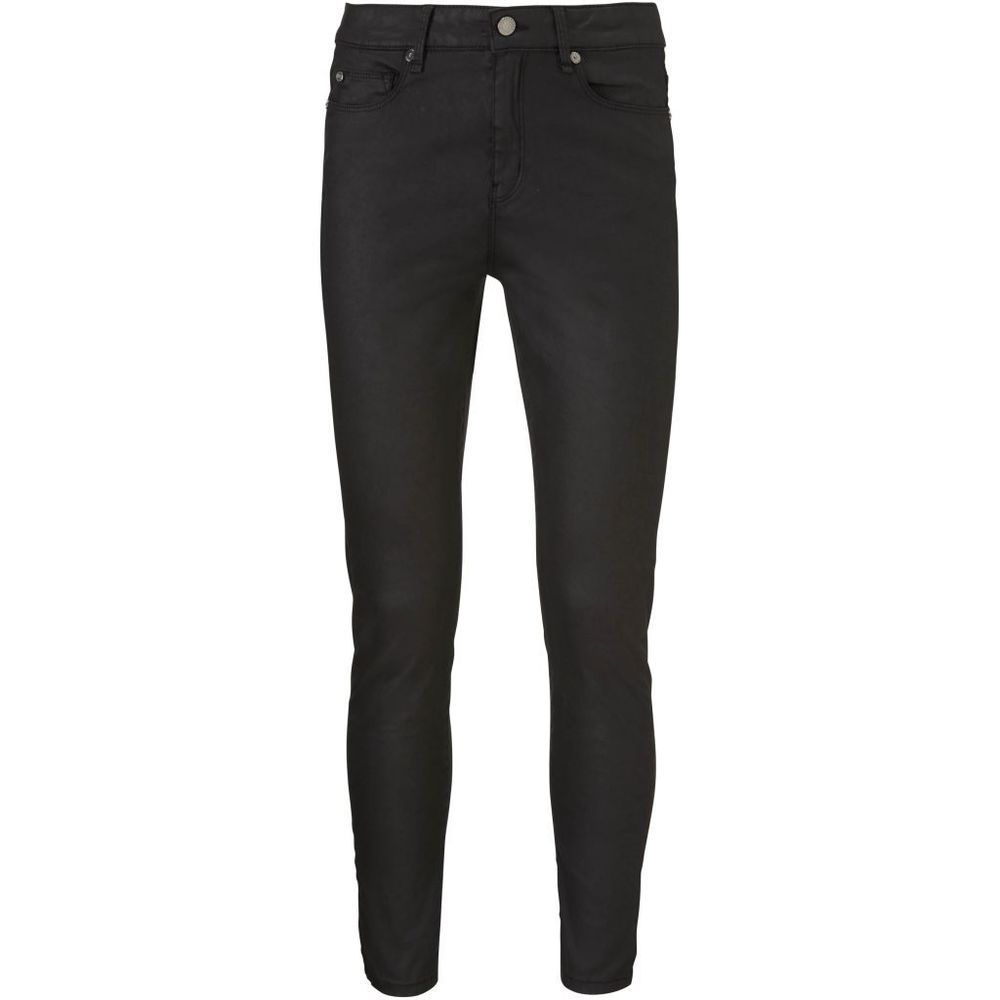 Alexa ankle jeans coated