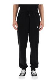 fire cross sweatpants