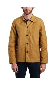 Barney organic cotton overshirt
