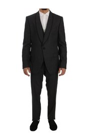 Wool Slim Fit 3 Piece Suit
