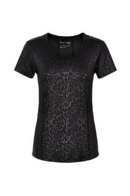 THE NEW Pure - Pure Leo Tee SS Woman (TNP1006W) - Black