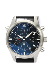 Pilot Watch Automatic Stainless Steel Sports Watch IW377801