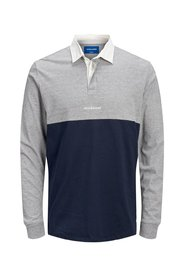 Long-sleeved polo Rugby