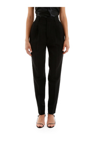 CClassic darted trousers