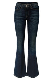 Hanna 34 Recycled Denim 10 Oz Bukse