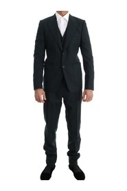 Button Suit Slim Two