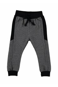 Lucky No.7 - Game Over Jogger - Grey / Black