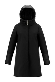 A-Shape Down jacket with hood