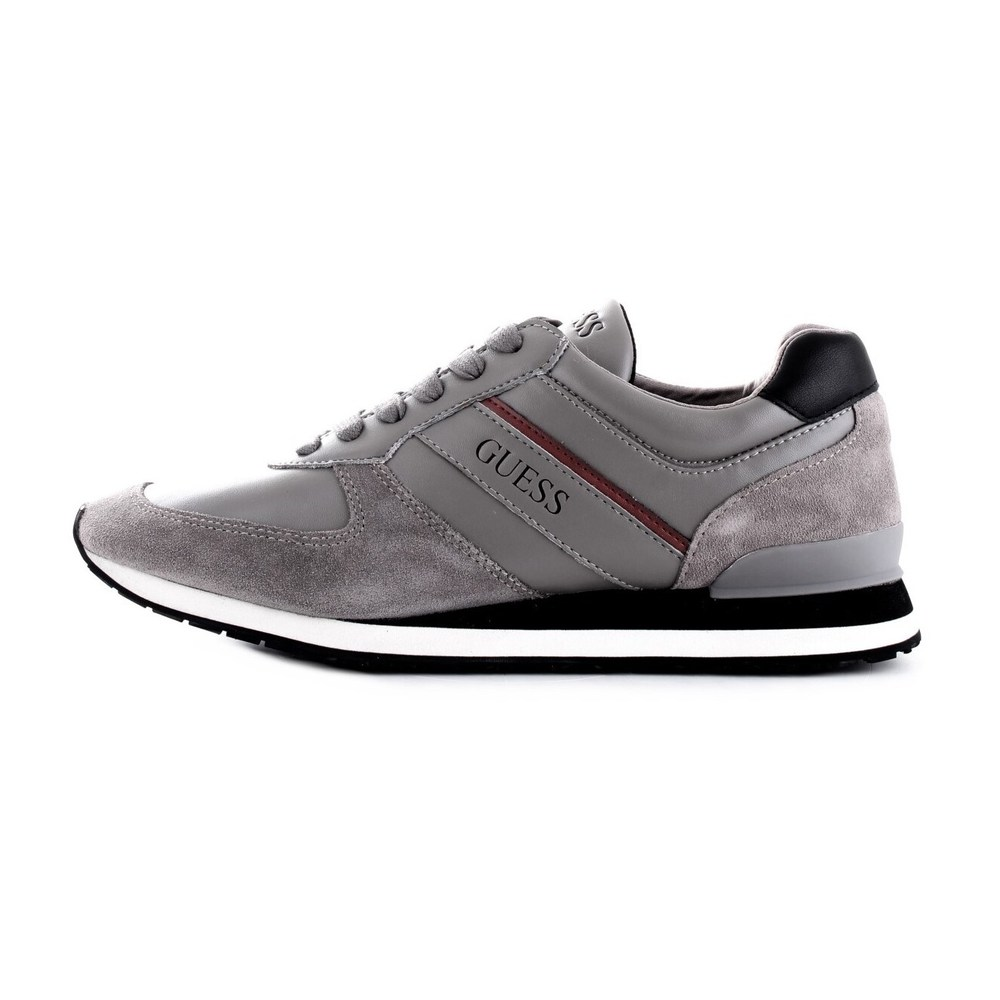 Gray FM7CHTSUE12 Trainers Men GREY | Guess | Sneakers