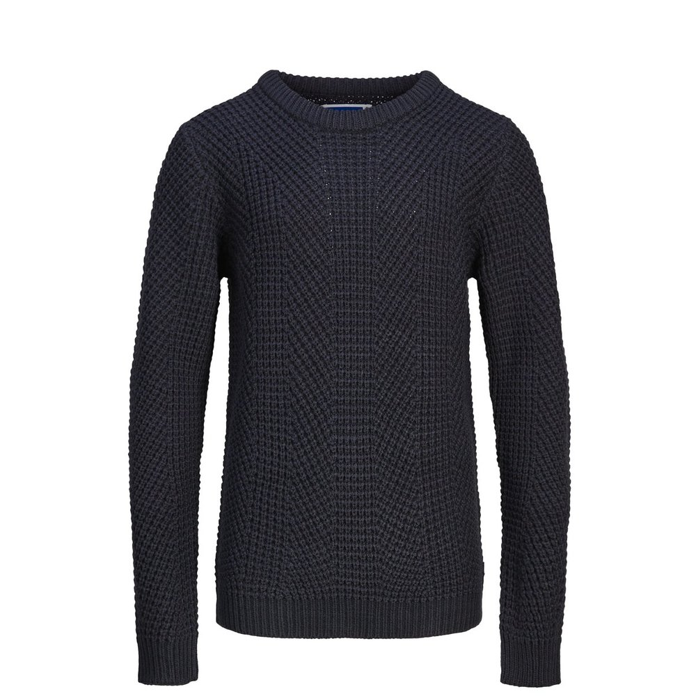 Knitted Pullover Boys crew neck