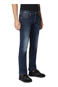 DIESEL ZATINY JEANS Men DENIM DARK BLUE
