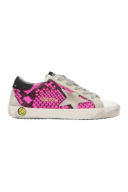 SNEAKERS SUPERSTAR PITONE