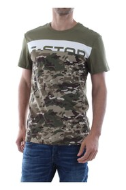 G-STAR D12997 336 GRAPHIC 14 T SHIRT AND TANK Men SAGE