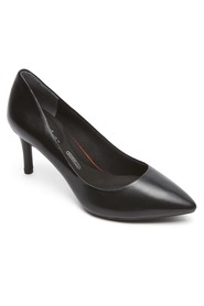 Rockport Plain Pump Svart