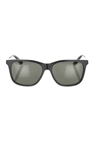 Square Tinted Sunglasses Plastic Others