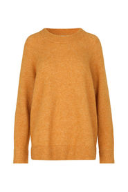 Nor O-Neck Long  Knit