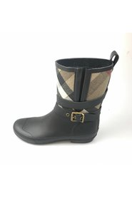 Nova Check Rubber Rain Boot