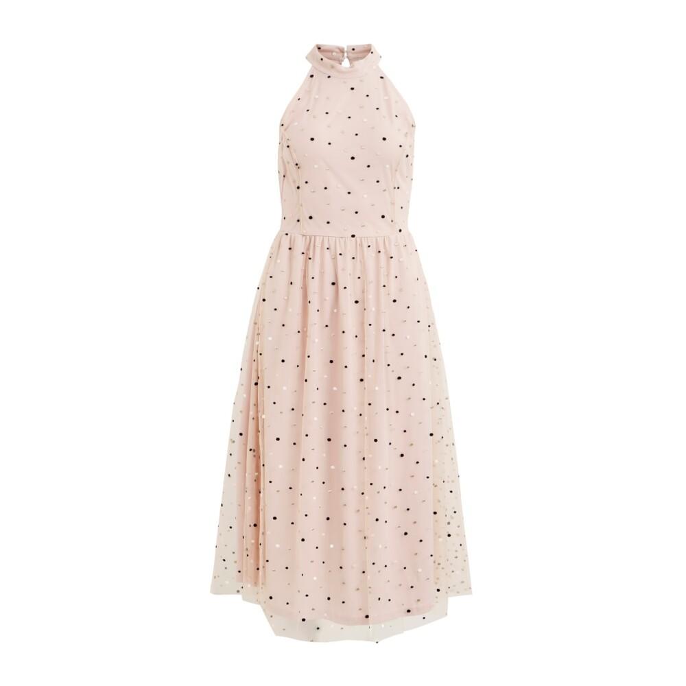 Viemri SmokeVila Ljusbeige Dress Klänningar Rose Miinto se KJT1cFl3