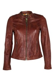 HELNY LEATHER BROWN