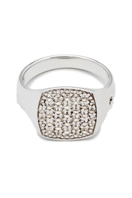 Jewellery Mini Cushion Topaz Ring