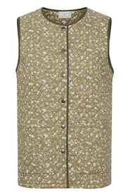 niola Quilted Waistcoat