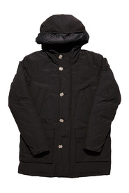 d964404b Sort Svea Jones Jacket Dunjakke