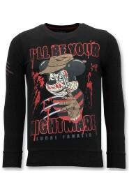 Sweater Freddy Krueger