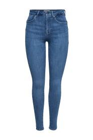 fit skinny jeans ONLPower mitten driva upp