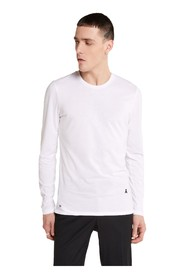 PATRIZIA PEPE 5M1231/AT23 Long sleeve Men WHITE