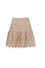 nederdel Kimmie embrodery skirt