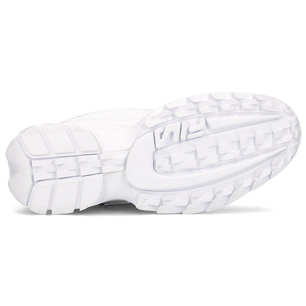 Fila white Sneakers Disruptor Low 1010302.1FG Fila